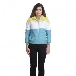 Msg Polyester Blend Hooded Jackets