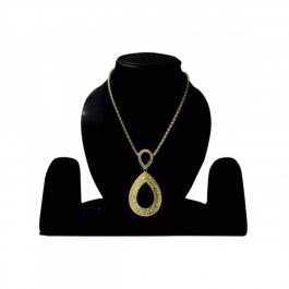 Durga Fashion Golden Color Necklace
