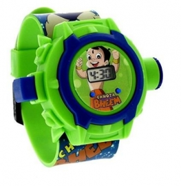Chota Bheem 24 Image Projector Watch Gift For Kid