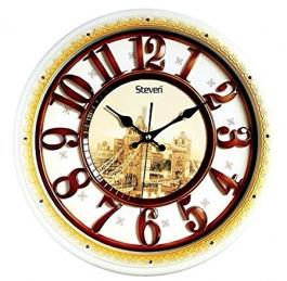 Vintage Wall Clock Sq-1701b(white)