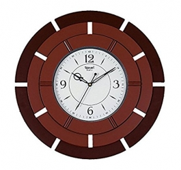 Classic Wall Clock Sq-1617c(orange)