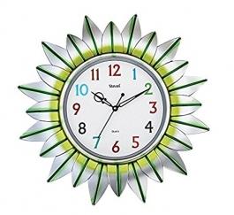 Classic Wall Clock Sq-1616c(green)