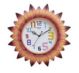 Classic Wall Clock Sq-1616b(pink)