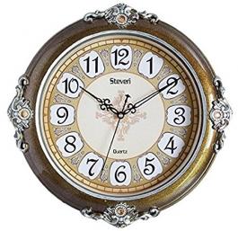 Vintage Wall Clock Sq-1501c(copper)