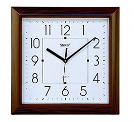 Office Wall Clock Sq-1231i(cola)