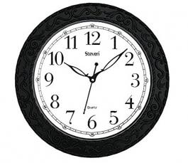 Antique Wall Clock Sq-1203d(black)