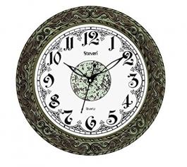 Antique Wall Clock Sq-1203b(green)