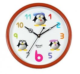 Office Wall Clock Sq-901d(orange)