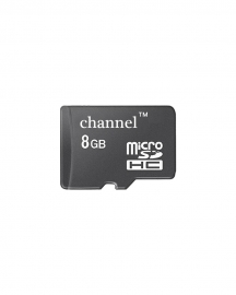 Channel 8 Gb Memory Card