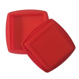 Helping Hand Silicon Square Cake Mould