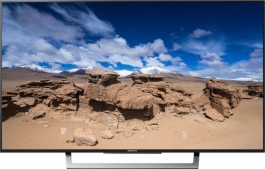 Sony 123.2cm (49) Ultra Hd (4k) Smart Led Tv  (kd-49x8300d, 4 X Hdmi, 3 X Usb)