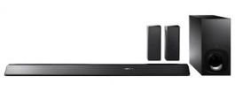 Sony 5.1ch Home Cinema System With Wi-fi/ Bluetooth (ht-rt5)