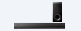 Sony 2.1ch Soundbar With Bluetooth(ht-ct390)