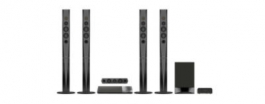 Sony Blu-ray Home Theatre System With Bluetooth(bdv-n9200)