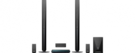 Sony Blu-ray Home Theatre System With Bluetooth(bdv-e4100)