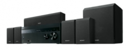 Sony 5.1ch Av Receiver With Speakers (ht-dh550)