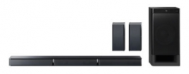 Sony 5.1ch Home Theatre System With Bluetooth(ht-rt3)
