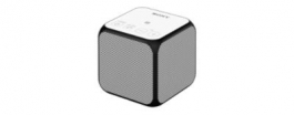 Sony Portable Wireless Speaker With Bluetooth (srs-x11)