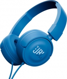 Jbl T450 On Ear Headphones Blue