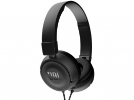 Jbl T450 Black Stereo Headphone Wired Headphones