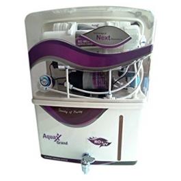Aquax Grand 12.5 Liters Purple
