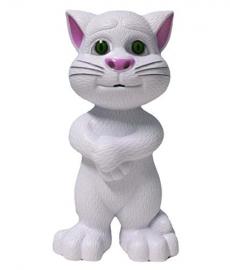 Lotus Intelligent Talking Tom Cat  (white)