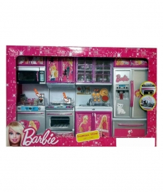 Barbie Dreamhouse Kitchen(large Size)