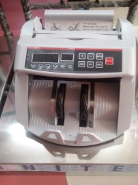 Fully Automatic Currency Counting Machine With Fake Note Detection, High End Model, Lcd Displays