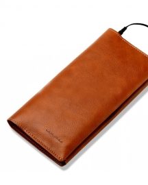 Wuw Genuine Leather Wallet Case For And Others