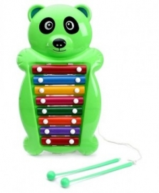 Prime Creations Pull Along Panda Xylophone