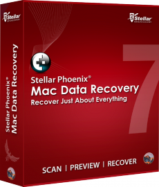 Stellar Phoenix Mac Data Recovery 7.1