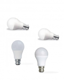 Suryashmi Led Bulb Combo 5w,7w,9w,12w  ( Pack Of 4 )