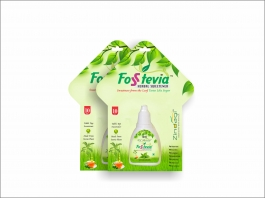 Zindagi Fosstevia (stevia) Liquid- 100% Pure Stevia Leaves Extract (pack Of 2)