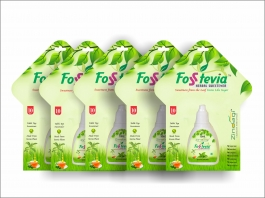 Zindagi Fosstevia Liquid-100% Natural Sweetener-pure Stevia Leaves Extract-sugarfree (buy 4 Get 1 Free)