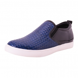 Contablue Apachae Sneakers Loafers Shoes ( Blue )