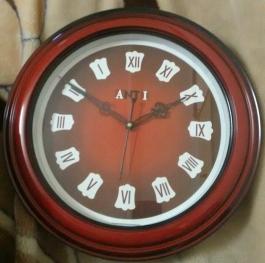 Anti Wall Clock 17wc