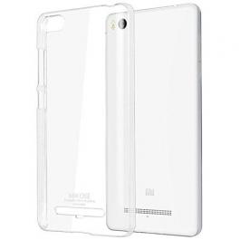Premium Quality Transparent Exclusive Hard Back Case Cover For Mi4i