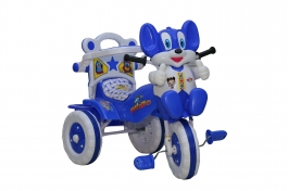 Amardeep Baby Tricycle - Blue (1 - 4 Yrs)