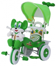 Amardeep Baby Tricycle - Green (1 - 4 Yrs)