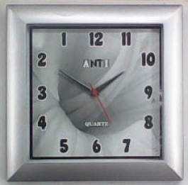 Anti Wall Clock -3awc