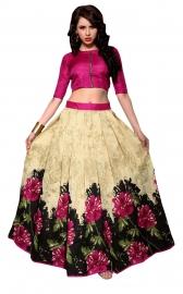 Samarpan Fashionbabita Pink Color Designer Lehenga