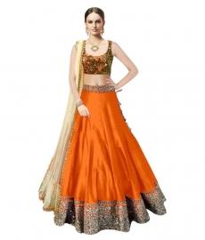 Samarpan Fashion Beauty Fenta Color Designer Lehenga