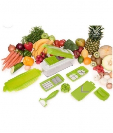 Mishop Perfect Kitchenz Vegetable-multifunctional-cutter-multi-chopper-dicer