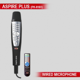 Persang Aspire Plus (r) 6620+ Songs Karaoke Mic System Player Microphone
