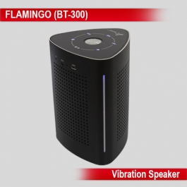 Flamingo Bluetooth Vibration Speaker