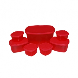 Jolly Multi Storage Containers Set Of 7pcs.