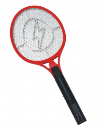 Mosquito Swatter Rechargeable Insect Bug Fly Killer Net Mosquitobat / Racket