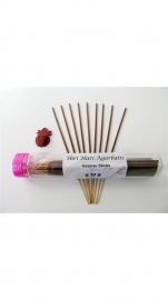 Shree Hari Incense Sticks (home Made-agarbatti ) - 100gm. Free : Agarbatti Stand