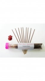 Sai Kasturi Fragrance - Shree Hari Incense Sticks (home Made-agarbatti ) - 100gm. Free : Agarbatti Stand