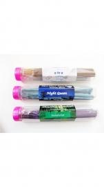 Night Queen Fragrance - Shree Hari Incense Sticks (home Made-agarbatti ) - 100gm. Free : Agarbatti Stand